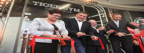 Tłumy na otwarciu Tiger Gym w Galerii Rumia